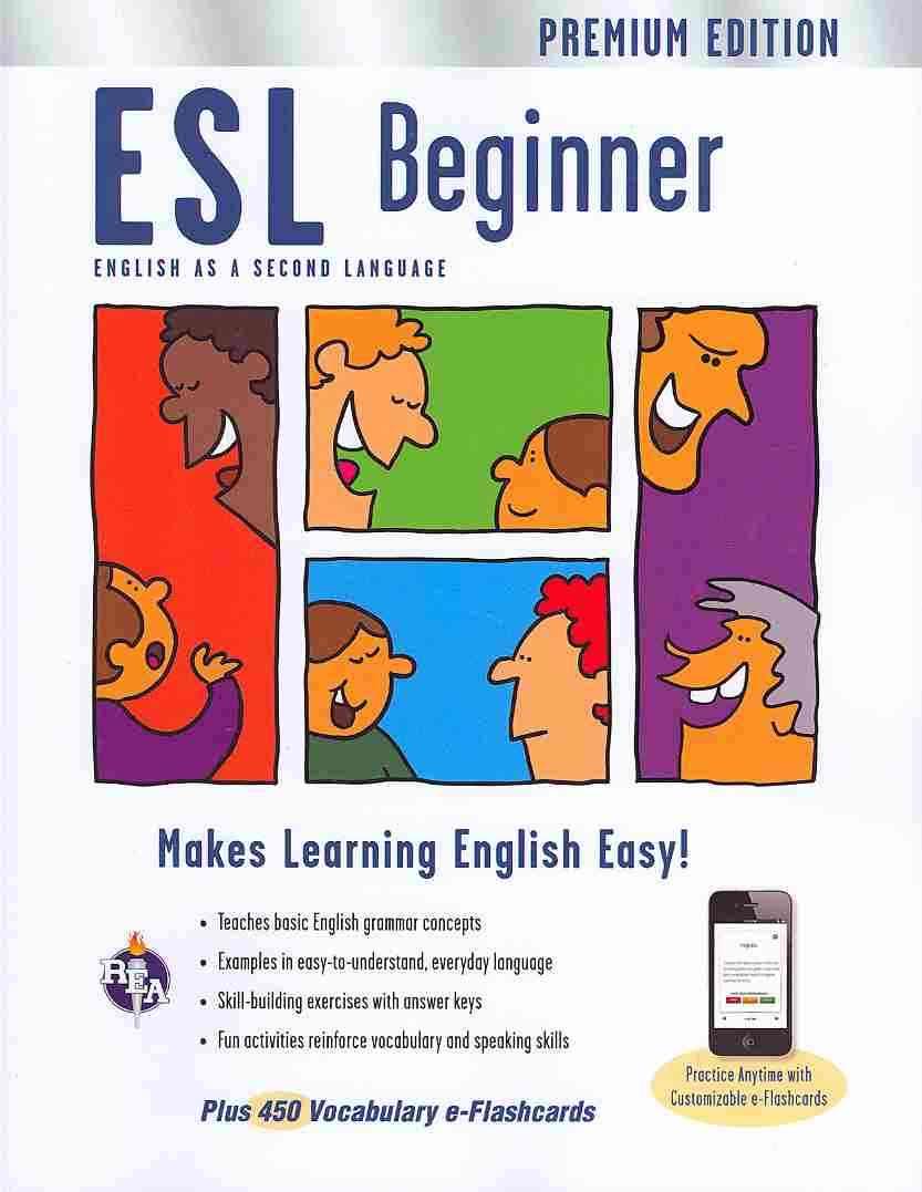 Esl Beginner With E-Flashcards By Boguchwal, Sherry/ Ramdeholl, Dianne/ Pugni, Johanna/ Robbian, Linda C.